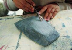 """洮砚、剪纸等非物质文化遗产在兰州职业技术学院""""落地生根"""""""