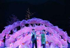 花儿歌舞剧《布楞沟的春天》在甘肃大剧院上演