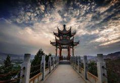 甘肃省兰州市仁寿山文化旅游景区