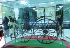 甘肃省首家非国有自行车博物馆开馆
