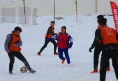 第五届全国大众冰雪季2019年世界雪日暨国际儿童滑雪节山丹分会场活动举行