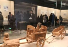 甘肃300件文物现古丝路交通 穿越古今展视听新体验