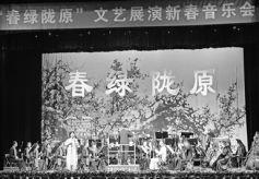 甘肃省陇剧院民族乐团2019新春音乐会奏响新春雅乐