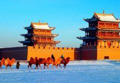 甘肃冰雪、温泉和乡村民俗带动春节旅游热
