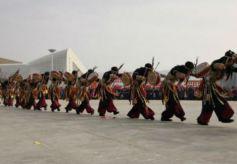 甘肃巴当舞:舞台搬演坚守传承 再现古老祭祀文化