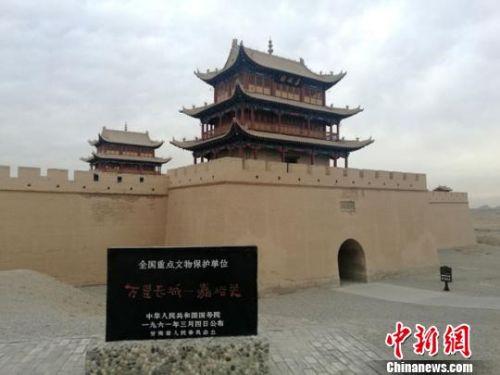 甘肃将对丰富长城资源进行立法保护