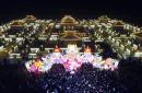 甘肅新春民俗旅游年味十足 奉獻豐富多彩的西北文化大餐
