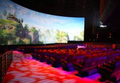 《天马行空·自在武威》歌舞晚会在兰州黄河剧院上演