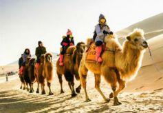 甘肃力拓境外旅游市场 东盟入甘游客大幅增长