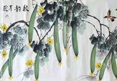 著名书画艺术家魏彦龙——浑后凝重 苍劲古朴