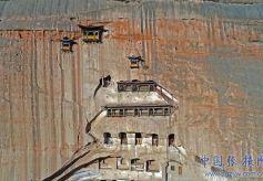 张掖马蹄寺:一个和莫高窟齐名的石窟艺术群