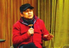 """作家马步升做客金城文化沙龙:""""激活和重构乡村文明共同体"""""""