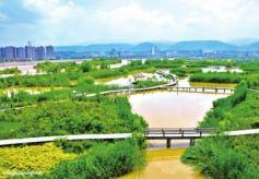 兰州构建一河两山大景观格局