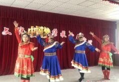 甘州区长安镇举办第一届家庭文化艺术节比赛