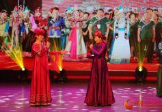 乌兰牧骑专场文艺晚会《雪山草原蒙古人》亮相甘肃黄河剧院