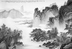 贾国英中国画学术邀请展4月14日在兰州荣宝轩开展