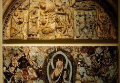 敦煌石窟携手伊比利亚半岛莫高窟办展 再现丝路交流