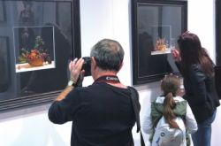 """""""絲綢之路古代石窟藝術精品展""""在紐約曼哈頓精彩亮相"""