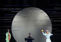 上海越剧院首部创世神话越剧《素女与魃》在兰州演出