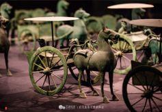 甘肃博物馆游客必打卡