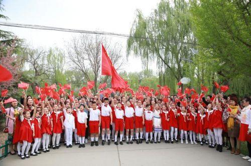 桃花迎春约会兰州第36届兰州桃花旅游节成功举办