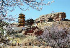 山丹县第二届赐儿山民俗文化旅游艺术节在位奇镇新开村开幕