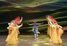 河西学院首部歌舞剧《裕固风华》在兰州音乐厅精彩亮相