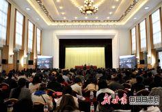甘肃省宣传文化系统大讲堂在兰州开讲 陈青出席