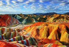 张掖国家地质公园助推甘肃南台入选美丽乡村