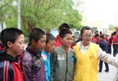 瓜州县流动博物馆走进农村中小学传承历史文化