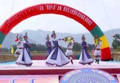 肃北县广场文化艺术节正式启动