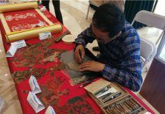 中国甘肃非物质文化遗产集中亮相北京