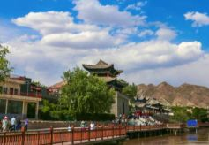 兰州市河口村入选甘肃2018年乡村旅游示范村优秀村