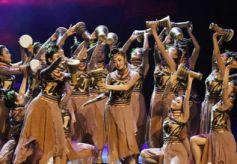 甘肃白银原创情景歌舞剧 演绎黄河畔小城千年之变