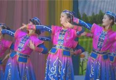 玉門市柳河鎮第三屆群眾文化藝術節開幕