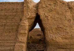 这座汉代国门 跨越千年历史走出大漠风烟