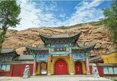 甘肅張掖是一個非常美好的城市