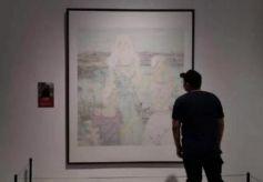 兰州画院美术作品展亮相重庆美术馆