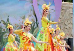 """兰州七里河再续""""百合情缘"""":花海马拉松展地域文化"""