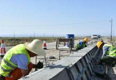 瓜州双石公路开建破解大敦煌文化旅游经济圈道路瓶颈