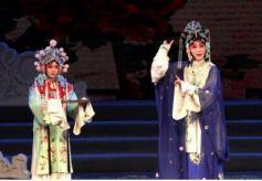 第十四届全国高校京剧演唱会在金城大剧院正式拉开帷幕