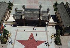 甘肃多地迎来红色旅游热