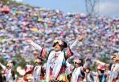 甘肃:九色绘丝路兴文旅 美丽助脱贫富百姓