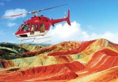 张掖丹霞大景区丰富旅游业态助推旅游业  提质增效