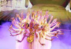 甘肃少数民族以文艺剧目讲述生活变迁 传承民族文化