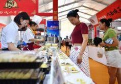 """甘肅蘭州:美食烹飪盡顯""""舌尖上的文化"""""""