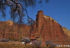 甘肃这个县 有寺院有丹霞地貌 还有少数民族聚集