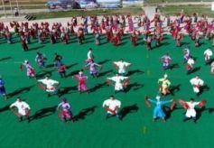 第三屆絲路那達慕相約甘肅肅北 展八省區蒙古族草原文化