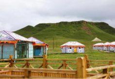 甘南尕秀:草原深处生态旅游第一藏寨