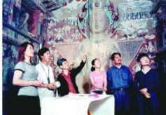樊锦诗:保护好敦煌文化遗产 铸就中华文化新辉煌